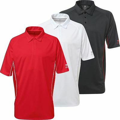 44% OFF Island Green 2016 Essential Cool Pass Performance Mens Golf Polo Shirt