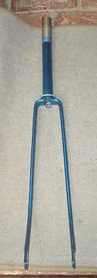 "Vintage NOS Ashtabula Schwinn Bicycle 26"" Candy Blue Lightweight 1978 Girls Fork"