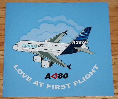 Airbus A380 House Colours Airline Sticker