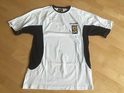Scotland Football t-shirt Diadora