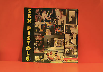 Sex Pistols - The Great Rock & Roll Swindle **rare** 1992 Promo Instore Display