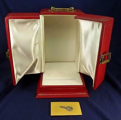 Cartier Case Only for a Table Clock with key