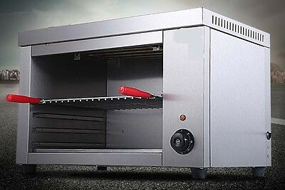 Silver Four-layer Wall-hung Multi-function Baking Tool Benchtop Electric Oven #