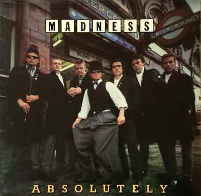 MADNESS - Absolutely (LP) (NM/VG+)