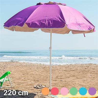 Ombrellone Summer's Colour (220 cm) Rosa