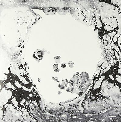RADIOHEAD A Moon Shaped Pool LIMITED EDITION 2 x OPAQUE WHITE Vinyl LP 2016 NEW