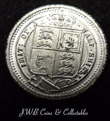 Tiny Edward VII Model Half Shilling Coin By Lauer Toy Money Ref - T/M