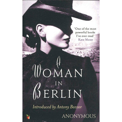 A Woman In Berlin by Anonymous (Paperback), Books, Brand New