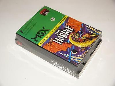 MSX ~ The Hobbit by Melbourne House ~ Includes Paperback Novel ~ NEW/SEALED