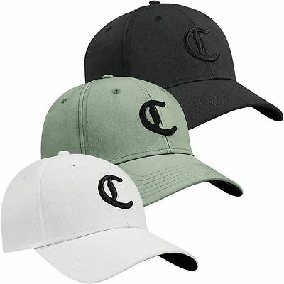 Callaway Golf 2017 C Collection Lightweight Stretch Hat Mens Structured Golf Cap