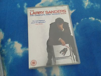 The Larry Sanders Show - Series 1 - Complete (DVD, 2010, 3-Disc Set)