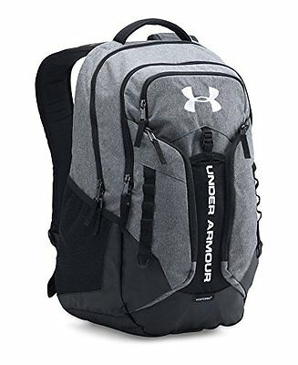 NEW Under Armour Storm Contender Backpack - Graphite / Black - Size: One