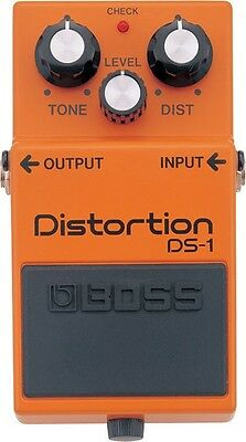 Boss DS1 Distortion Electric Guitar Effects Pedal DS 1