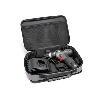 Cordless Drill Driver 10.8v Li-Ion Lithium  MPTCDD108 Hilka 1 Hour Rechargeable