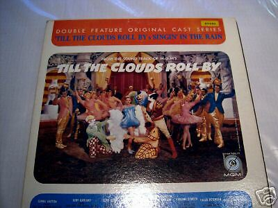 Till The Clouds Roll By & Singin' In The Rain - Lp  - Mgm 09005