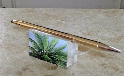 Cross Classic Century NEW VINTAGE  PENCIL NOT PEN  14KT GOLD FILLED USA