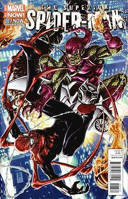 Superior Spider-Man #27 Brooks 1:50 Variant Nm First Print Bagged & Boarded