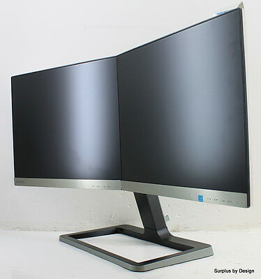 "Philips 19DP6QJNS/27 19"" LED LCD  Two-in-One Dual IPS Monitor"