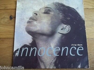 """Innocence - I'll Be There 12"""" Record / Vinyl - Cooltempo - Coolx 255"""