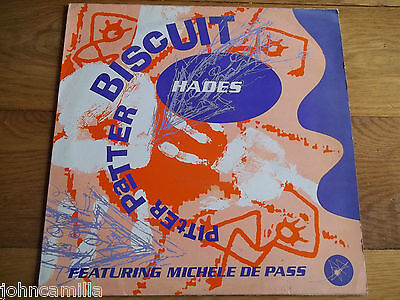 """Hades - Pitter Patter Biscuit 12"""" Record / Vinyl - Vinyl Solution - Storm 6"""