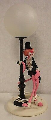 Linea Zero Vintage Pink Panther Lamp - Made in Italy
