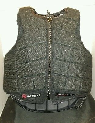 Racesafe ProVent Body Protector 3.0 Childs medium/regular speedgate new tagged