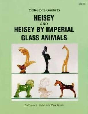 Heisey & Heisey by Imperial Glass Animals