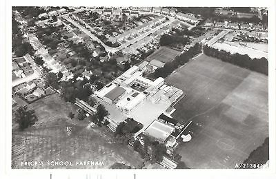 Price's School, Fareham RP aerial view nr. Portsmouth