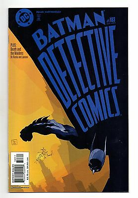 Detective Comics No 783 Aug 2003 (NM) DC Comics, 1st appearance of Nyssa Raatko
