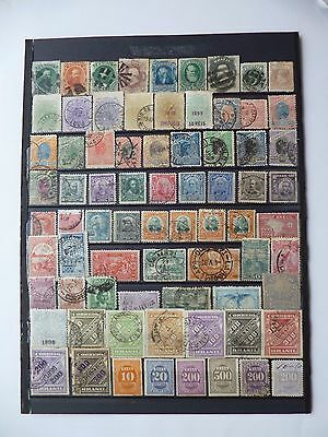BRAZIL :- Early selection, Mint & Used.