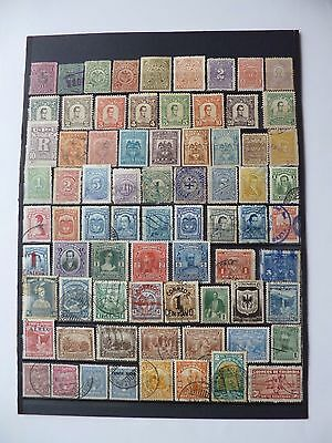 COLOMBIA :- Early selection, Mint & Used.