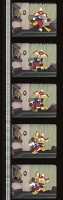 1942 Mickey's Birthday Party Mickey Mouse 35mm Film Cell strip very Rare mb23