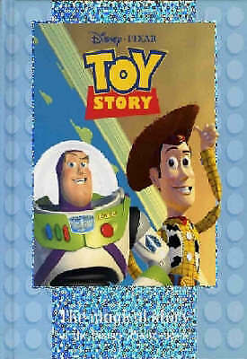 Book, Disney Pixar, Toy Story, The Magical Story,  Hardback