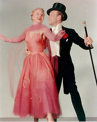 Ginger Rogers + Fred Astaire Photo 8 X 10
