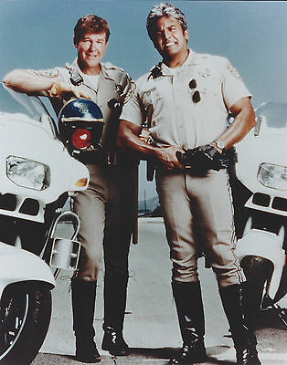Chips 8 X 10 Photo With Ultra Pro Toploader