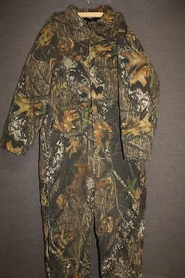 CAMO Northwest Territory Men XL camoflauge Coveralls hunting Advantage hunt duck