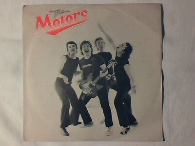"THE MOTORS Dancing the night away 7"" ITALY COME NUOVO LIKE NEW!!!"