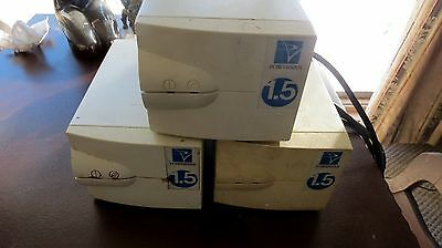 lot of 3 set 1.5 Powervar Power Conditioner ABC152-11 W Outlet group outfit