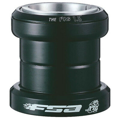 FSA Steuersatz – The Big Fat Pig 1.5   1.5   Ahead   schwarz, 141-1305