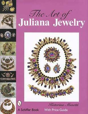 Vintage Juliana Jewelry Guide Costume & Rhinestone Etc