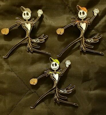 Little League Pins: Nightmare Before Christmas Pins ( 3 Inch ) Pa12