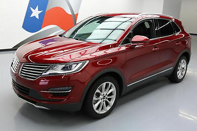 2015 Lincoln Other Base Sport Utility 4-Door 2015 LINCOLN MKC 2.0 ECOBOOST HTD LEATHER NAV 28K MILES #J06055 Texas Direct