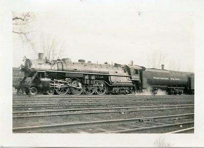 6E311 Rp 1936 Northern Pacific Railroad Engine #2659 Forsyth Mt