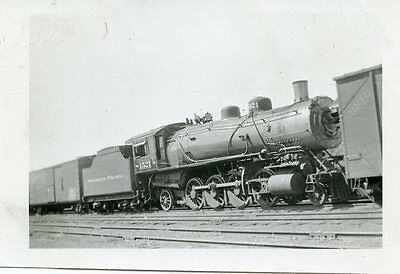 6E316 Rp 1935 Northern Pacific Railroad Engine #1521 Forsyth Mt