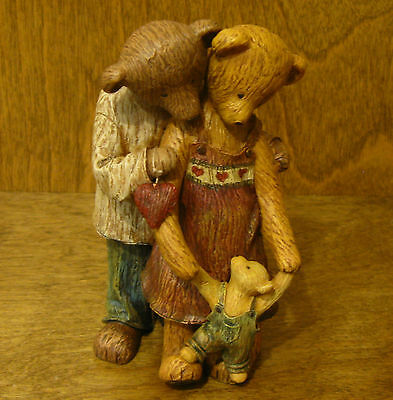 Boyds LIFE TIMES #370524 A TIME TO REMEMBER, folk art style From Retail Store