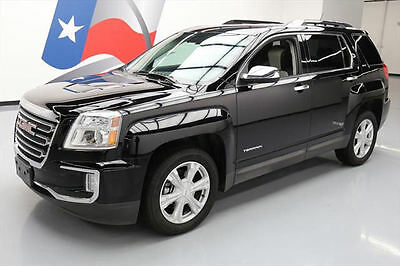 2016 GMC Terrain  2016 GMC TERRAIN SLT HTD LEATHER REAR CAM ALLOYS 17K MI #230963 Texas Direct