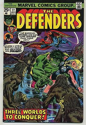 Defenders 27 Guardians of the Galaxy Crossover