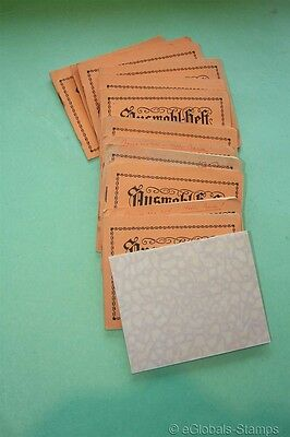 1600+ FISCAL Old Germany REVENUES Stempelmarken Stamp Collection ESTATE Rare