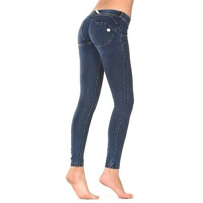 FREDDY WR.UP SHAPING EFFECT size XS S M L TROUSERS PUSH UP WRUP1LJ1E DENIM JEANS