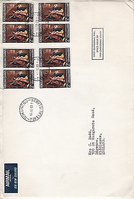 Tokelau 1969  First day Cover Very Good Condition